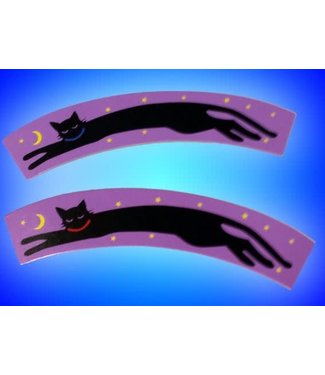 Crazy Cats Boomerangs  by Trickmaster Magic
