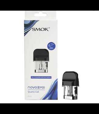 Smok SMOK Novo 2 Pod Quartz Coil 1.4 ohm / 2ml 3 Count