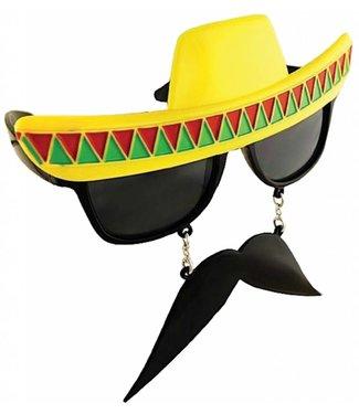 Sun-Staches Sunglasses Mexican Sunstaches