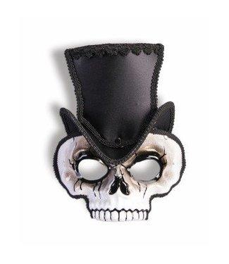 Forum Novelties Sir Steampunk Mask w/Hat