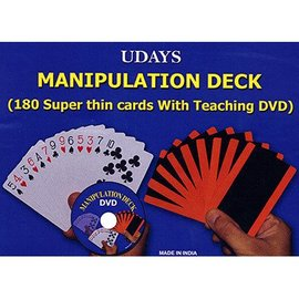 Manipulation Deck (Extra Thin) by Uday