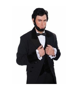 Forum Novelties Lincoln Wig And Beard Set