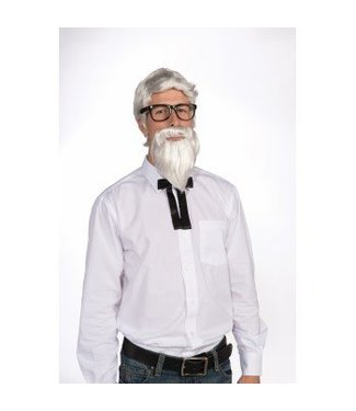 Forum Novelties Southern Colonel Wig And Beard Set