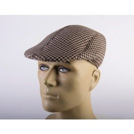 Forum Novelties 20s Checkered Hat