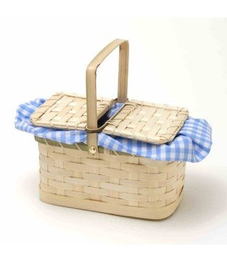 Forum Novelties Basket Handbag