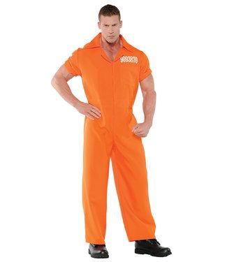 Under Wraps Convicted Prisoner, Jumpsuit