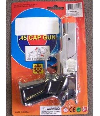 Cap Gun  45 Mag 8 Shot