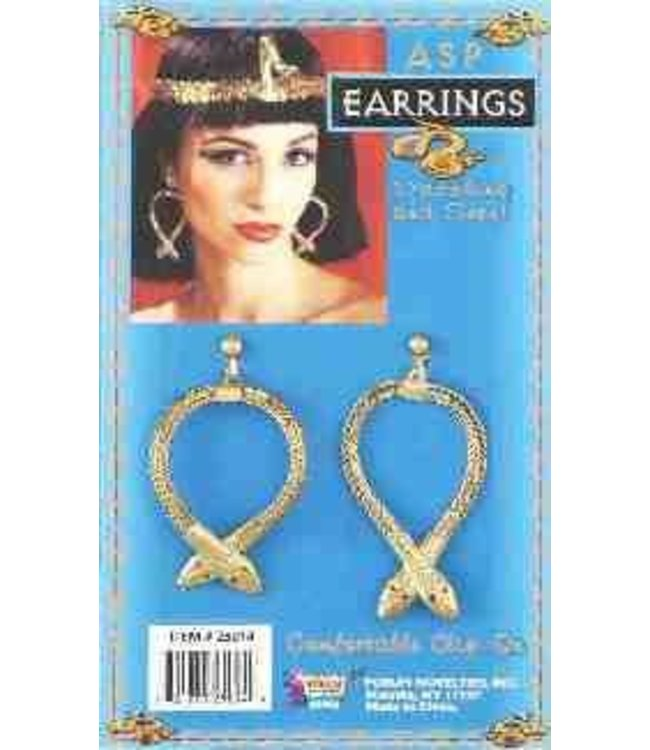 Forum Novelties ASP Earrings
