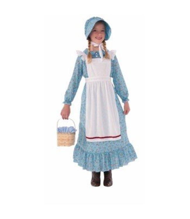Forum Novelties Pioneer Girl Child Large 12-14