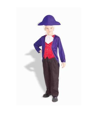 Forum Novelties George Washington Child Large 12-14