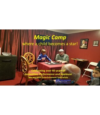 Ronjo Magic Camp 2017