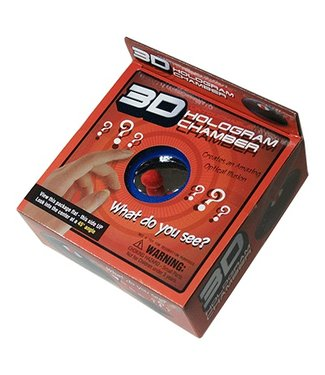 3D Hologram Chamber by Playmaker Toys