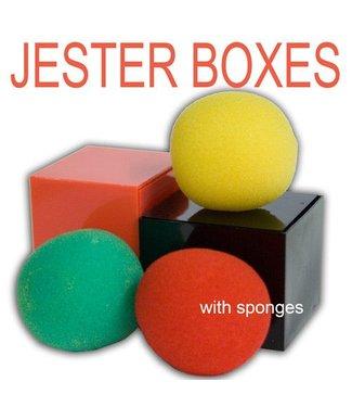 Jester Boxes, Large