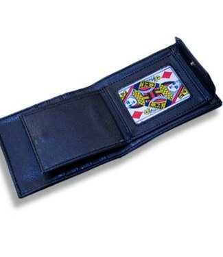 Forum Novelties Card to Wallet, Leather - Hip Pocket