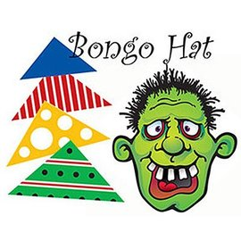 Bongo Hat by Ali Bongo M10