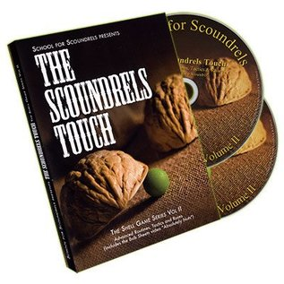 Scoundrels Touch -2 DVD Set- by Sheets,Hadyn and Anton From School For Scoundrels