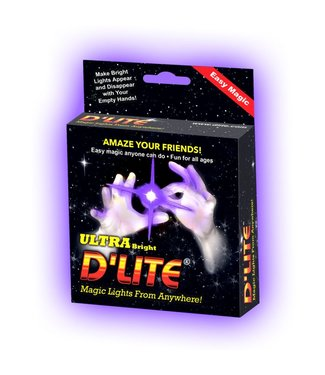 D'Lite Purple Pair, Regular Size - Ultra Bright