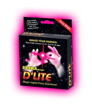 D'Lite Pink Pair, Regular Size - Ultra Bright