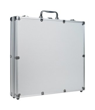 1000 Capacity Chip Case - Aluminum