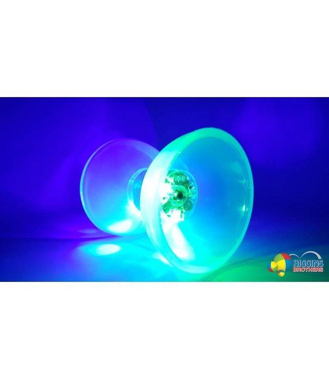 Higgins Brothers Juggling LED Diabolo - Higgins Bros