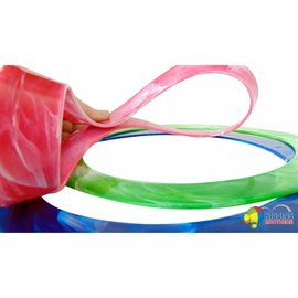 Higgins Brothers Juggling Juggling Flex Rings, 3 Set Red, Green, Blue by Higgins Brothers