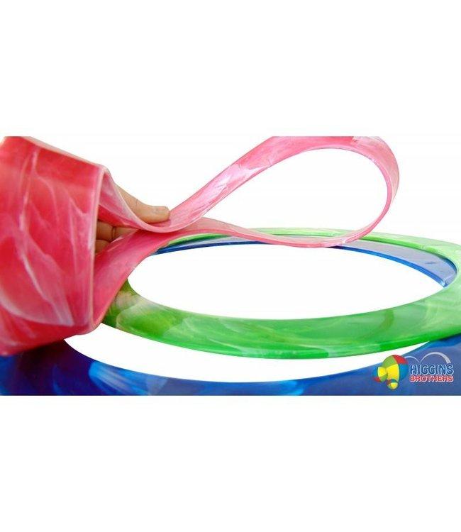 Higgins Brothers Juggling Juggling Flex Rings, 3 Set Red, Green, Blue by Higgins Brothers