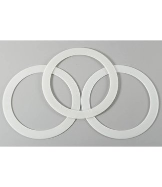 Higgins Brothers Juggling Juggling Rings 3 Set, Glow  - Higgins Brothers  (M5)