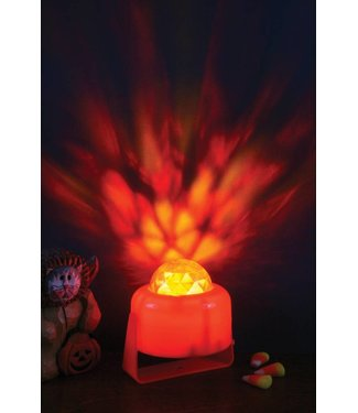Fun World Flaming Pumpkin Light (/524)