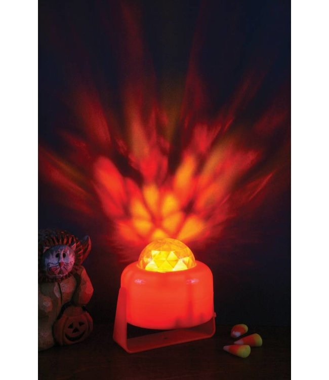 Fun World Flaming Pumpkin Lite by Fun World (/524)