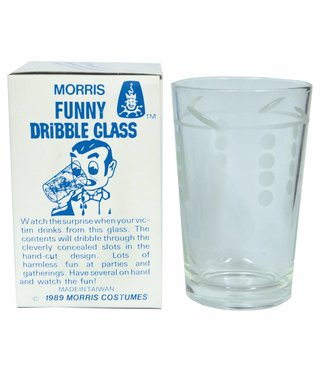 Morris Costumes and Lacey Fashions Dribble Glass by Morris Costumes