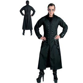 Funny Fashion Night Fright Gothic Jacket - Adult Medium
