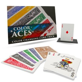Color Aces by Magic Makers (M10)