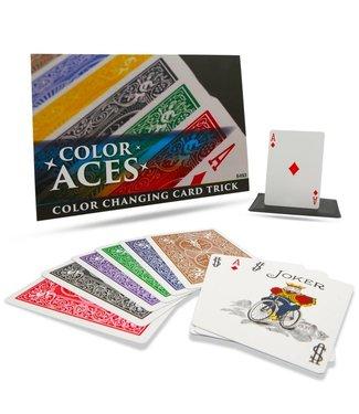 Color Aces by Magic Makers (M10)
