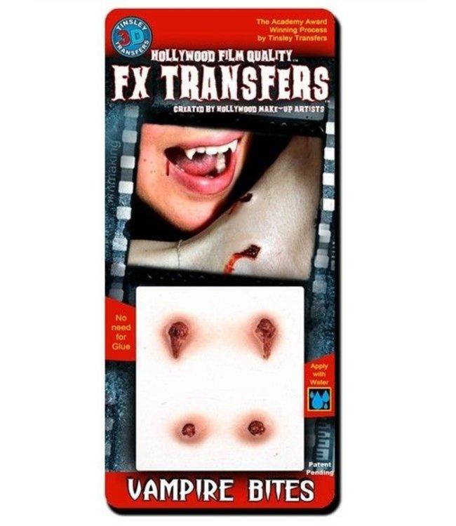 Tinsley Transfers Vampire Bites 3D FX Transfers