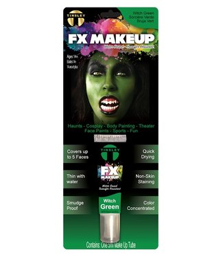 Tinsley Transfers FX Makeup, Witch Green by Tinsley