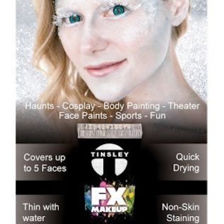 Tinsley Transfers FX Makeup, Sparkle White by Tinsley