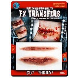 Tinsley Transfers Cut Throat 3D FX Transfers