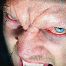 Tinsley Transfers Vampire/Evil Brow  3D FX Transfers