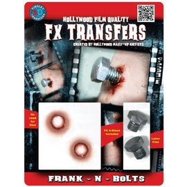 Tinsley Transfers Frank N Bolts 3D FX Transfers