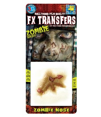 Tinsley Transfers Zombie Nose 3D FX Transfers