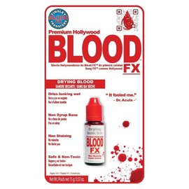 Tinsley Transfers Blood, Red - Drying By Tinsley