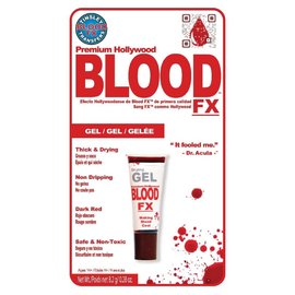 Tinsley Transfers Blood, Dark Red - FX Gel .28 oz. By Tinsley