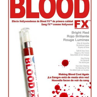 Tinsley Transfers Blood, Bright Red - Hydrophobic Water Resistant .28 oz.By Tinsley