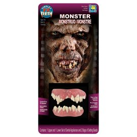 Tinsley Transfers Monster FX Teeth By Tinsley