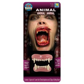 Tinsley Transfers Animal FX Teeth By Tinsley