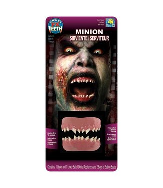 Tinsley Transfers Minion FX Teeth By Tinsley