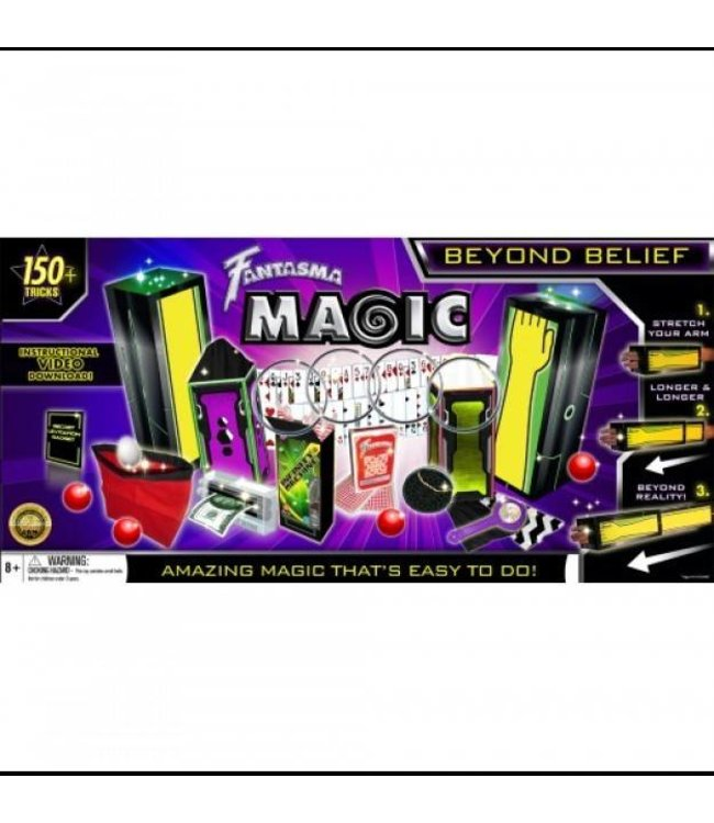 Beyond Belief Magic Set by Fantasma Toys