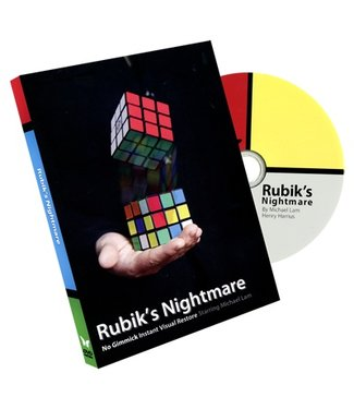 Rubik's Nightmare by Michael Lam and by SansMinds Creative Lab