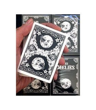 United States Playing Card Compnay Les Melies Deck by Derek McKee