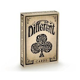 United States Playing Card Compnay The Different Deck FIRST PRINTING by Teach By Magic